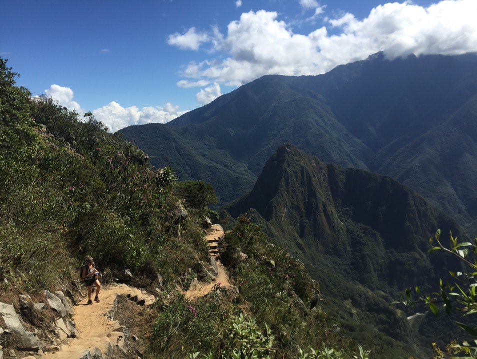 Climbing Machu Picchu Mountain: the most difficult hike I've ever done