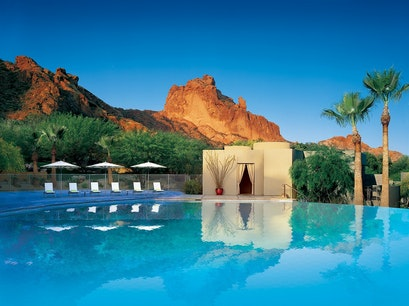 The Sanctuary: Camelback Mountain Resort and Spa Paradise Valley Arizona United States