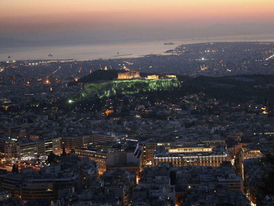 My Lovely City Athens  Greece