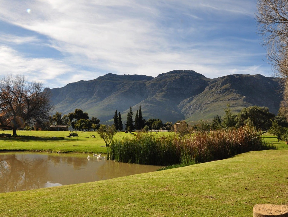 Wines and Mountains Diamondfields  South Africa