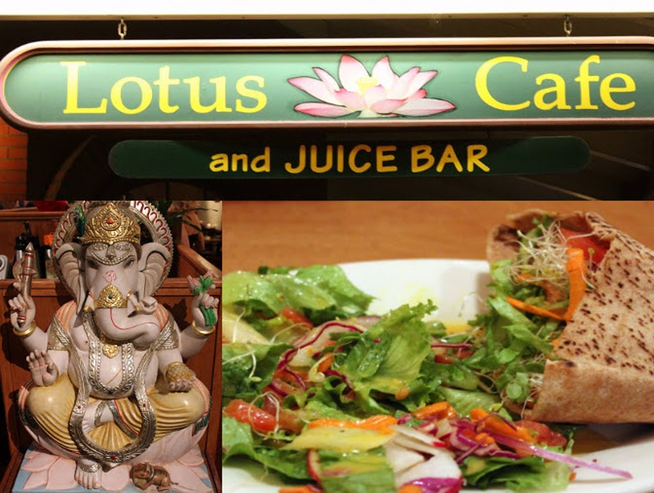 Lotus Cafe Encinitas California United States