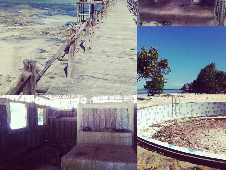 Discover the abandoned eco resort