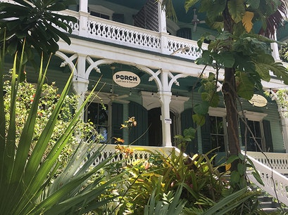The Porch  Key West Florida United States