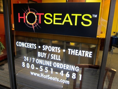 Hot Seats Ticket Services Itasca Illinois United States