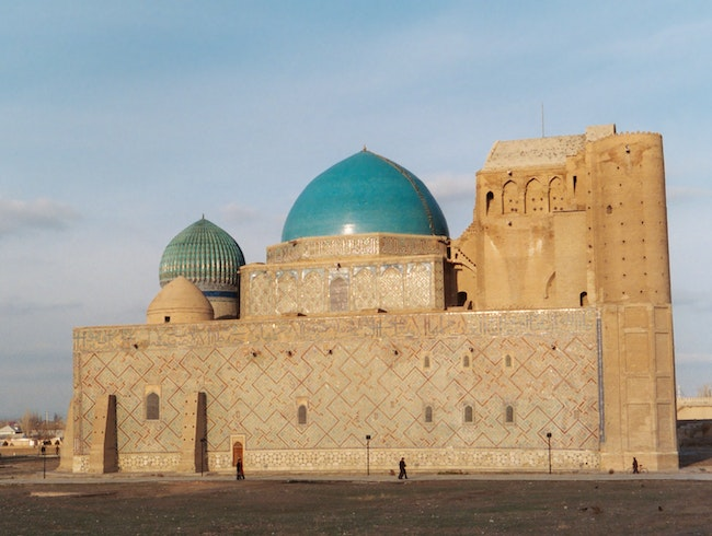 Mosque in Kazahstan