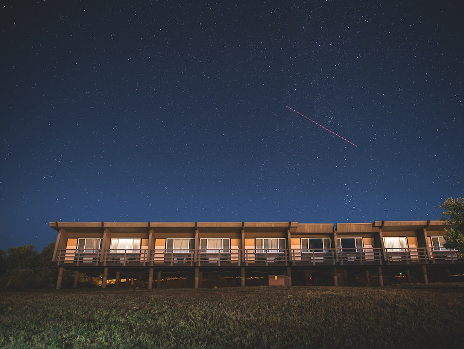 Stare at the Stars from Far View Lodge