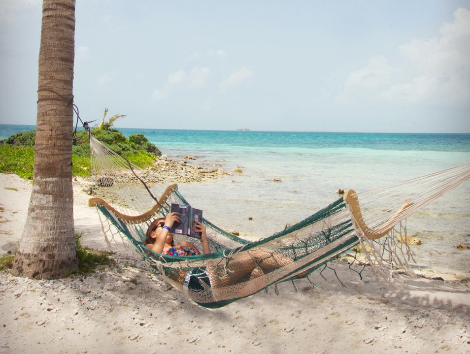 Goff's Caye - Some side effects may occur.    Belize