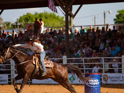 85th Annual Arcadia All-Florida Championship Rodeo Arcadia Florida United States