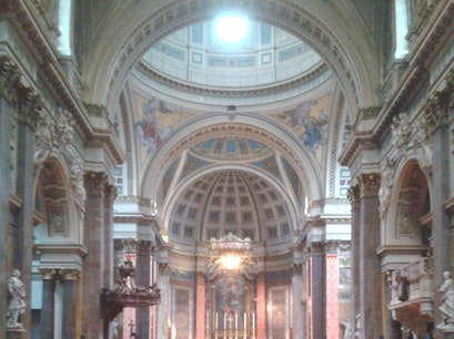 Brompton Oratory London  United Kingdom