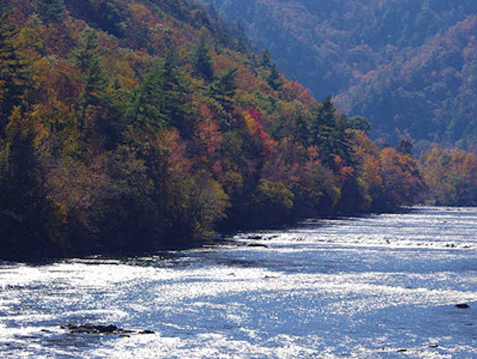 French Broad River Asheville North Carolina United States