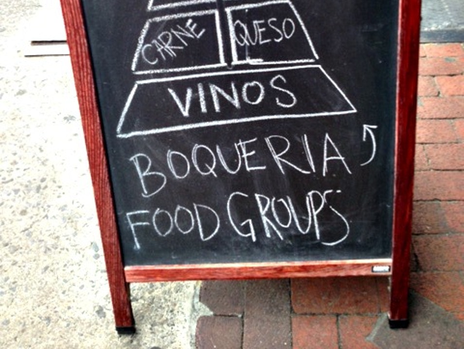 The Best Sangria in Soho, NYC: Boqueira  New York New York United States