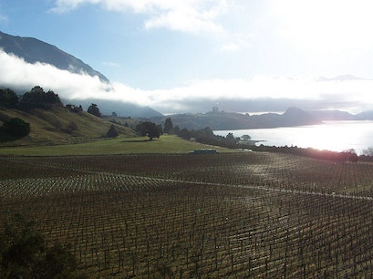 Rippon Vineyard & Winery Wanaka  New Zealand