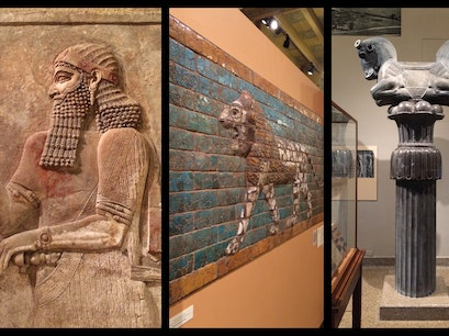 Oriental Institute Museum Chicago Illinois United States