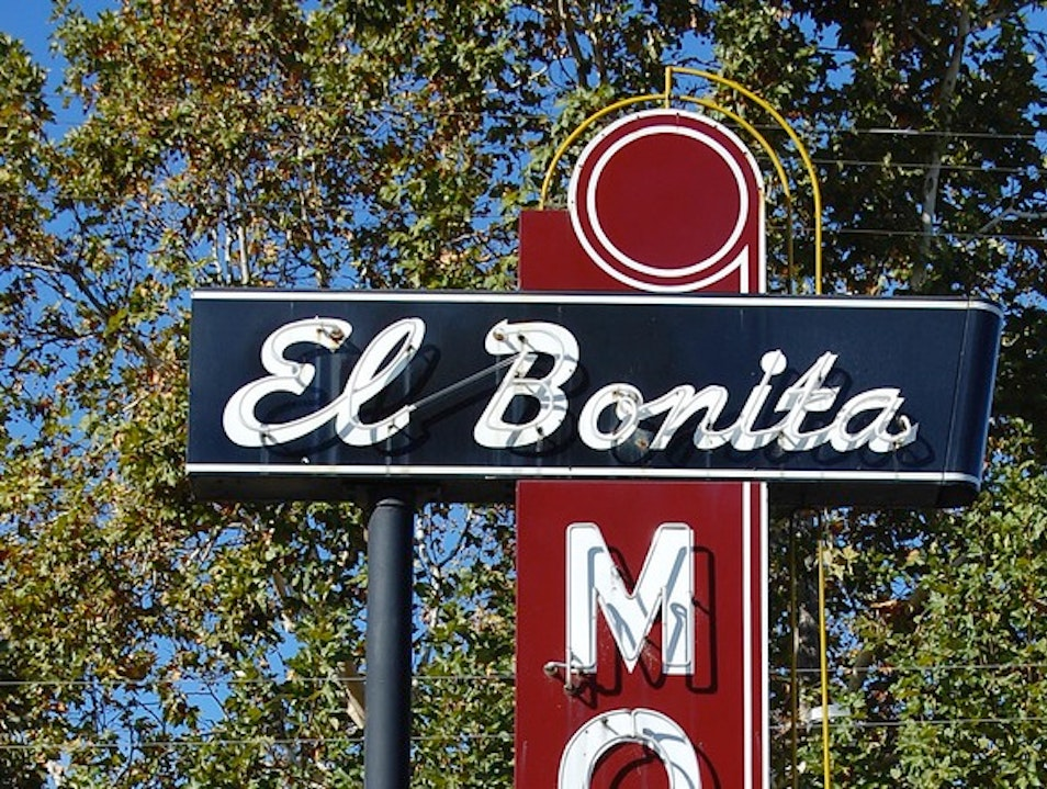 Keep it real at El Bonita Saint Helena California United States