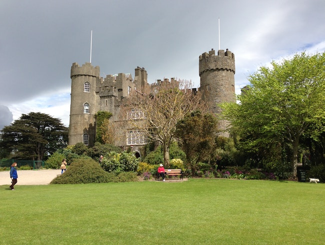 Wander the grounds and hunt for ghosts at Malahide Castle