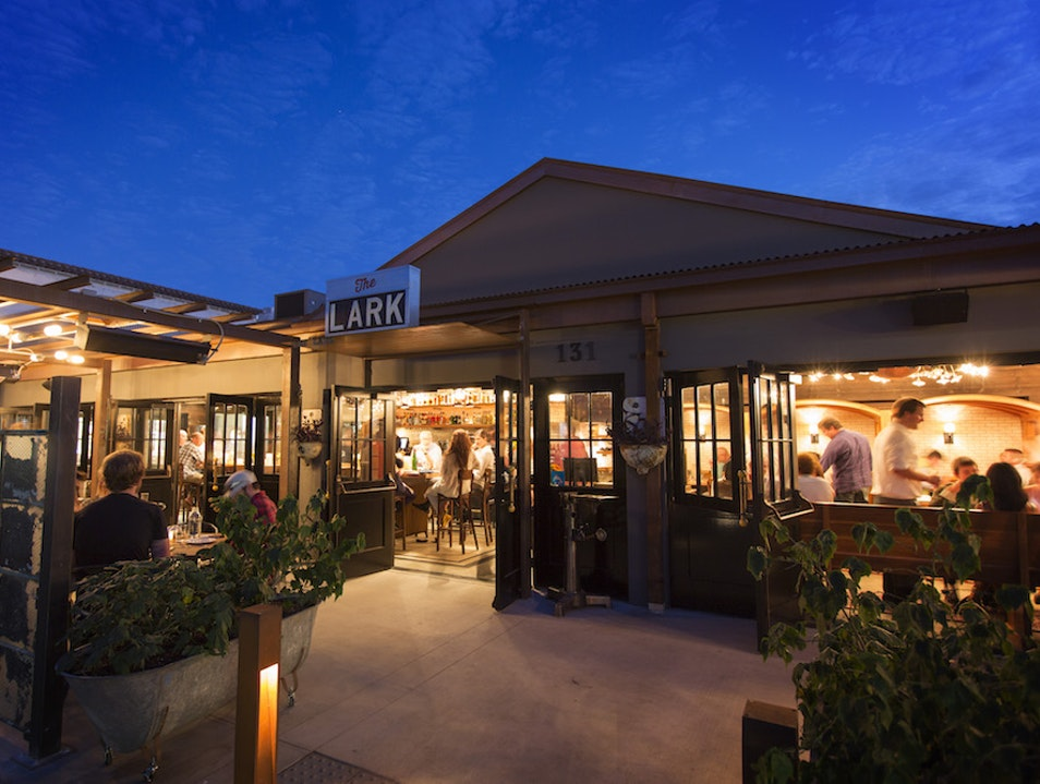 Dig Into Fresh California Food at the Lark Santa Barbara California United States