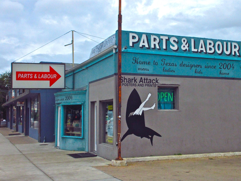 All Texas All The Time: Local Crafts Austin Texas United States
