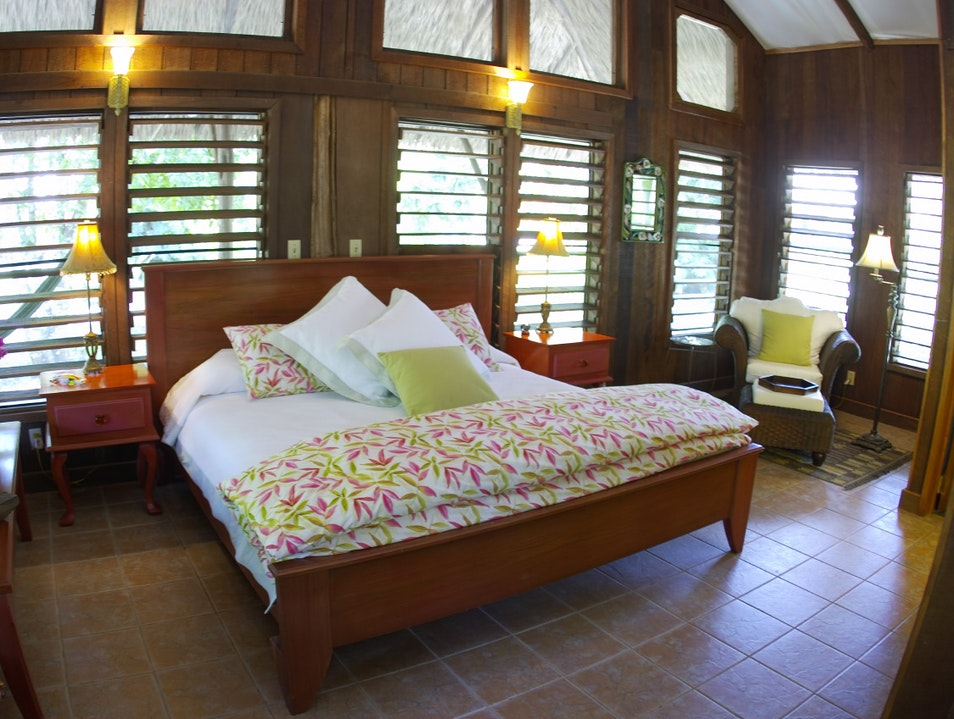 Chan Chich Lodge  Orange Walk  Belize