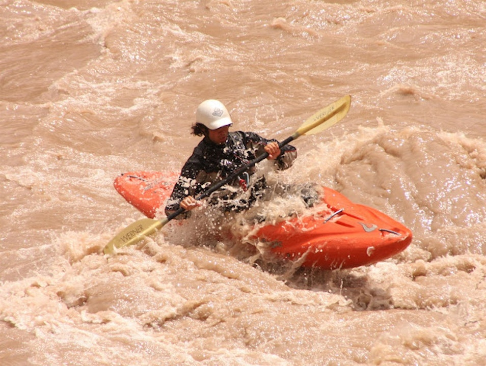 Rafting, Climbing, and More