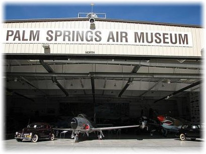Palm Springs Air Museum Palm Springs California United States