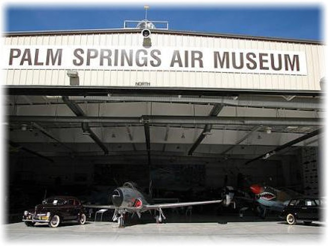 One of the best aviation museums