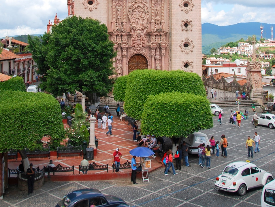 The Town That Silver Built Taxco  Mexico