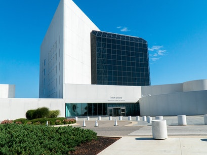 John F. Kennedy Presidential Library & Museum Boston Massachusetts United States