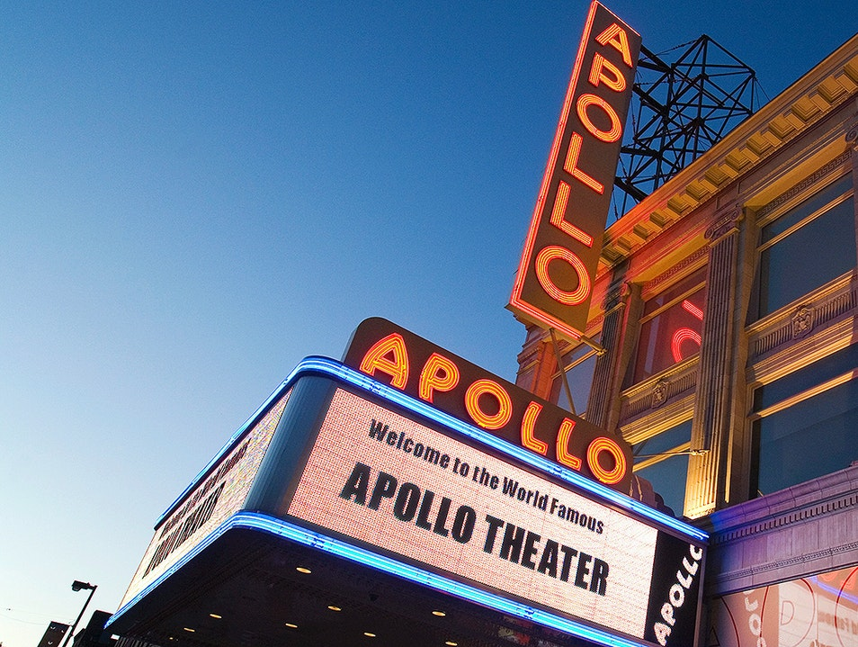 Apollo Theater New York New York United States