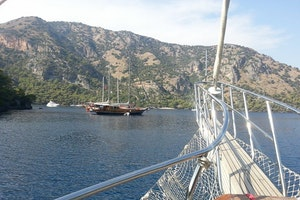Before Lunch Cruises, Fethiye Harbor