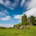 Ballycarbery Castle Kerry  Ireland