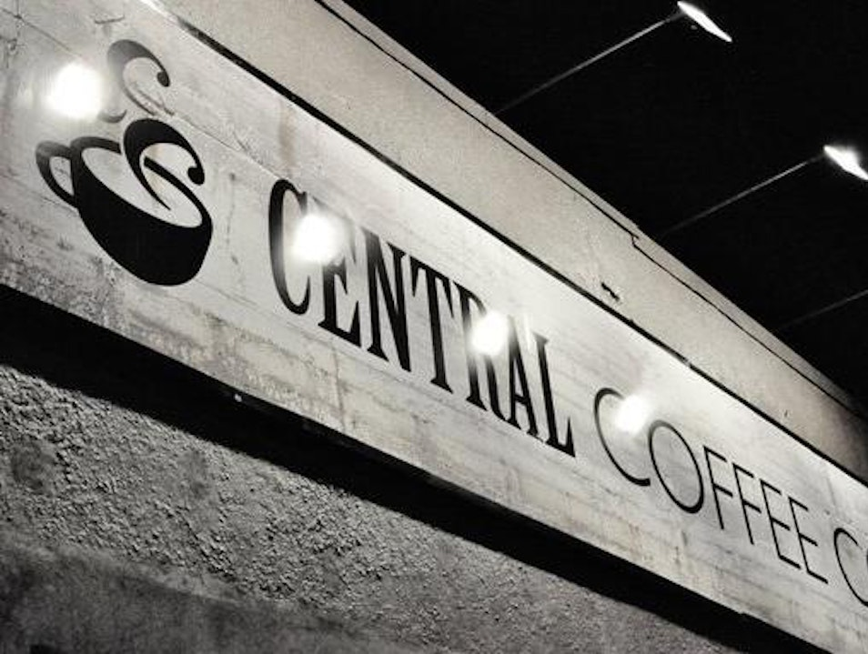 Coffee and Pastries at Central