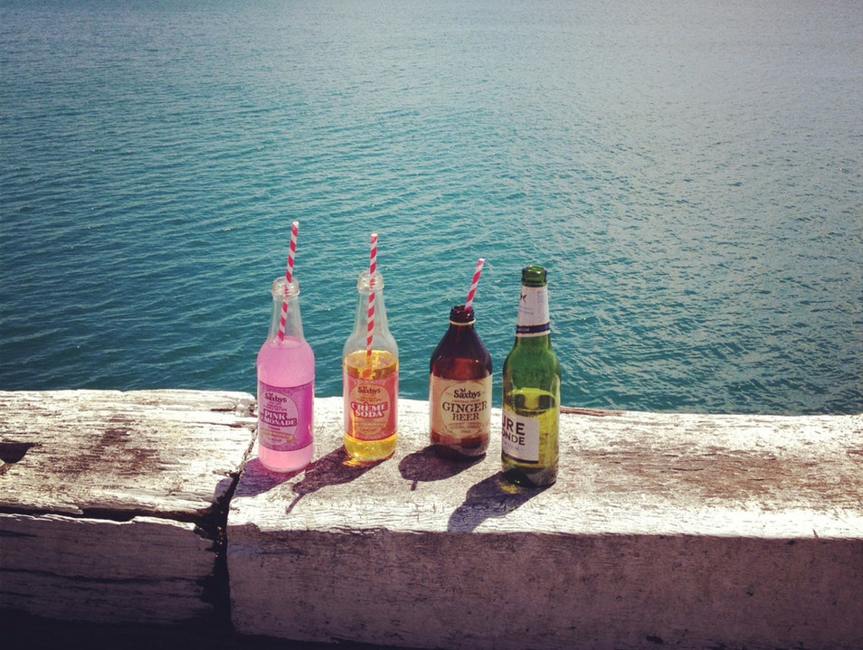 Drinks For Fishing