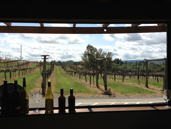 Off the Beaten Path Winery with Incredible Views