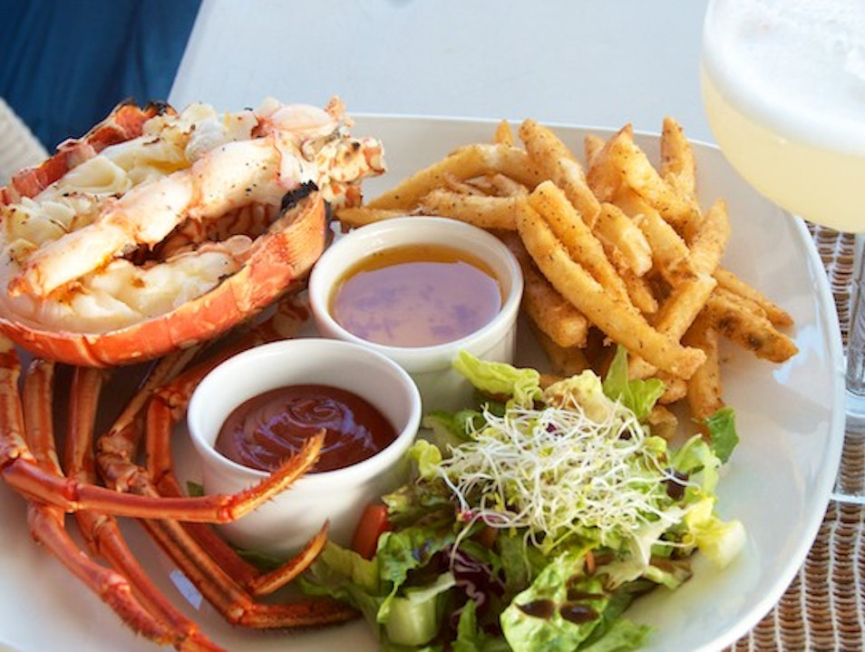 Barbados' Best Spot for Lobster, Lobster Alive