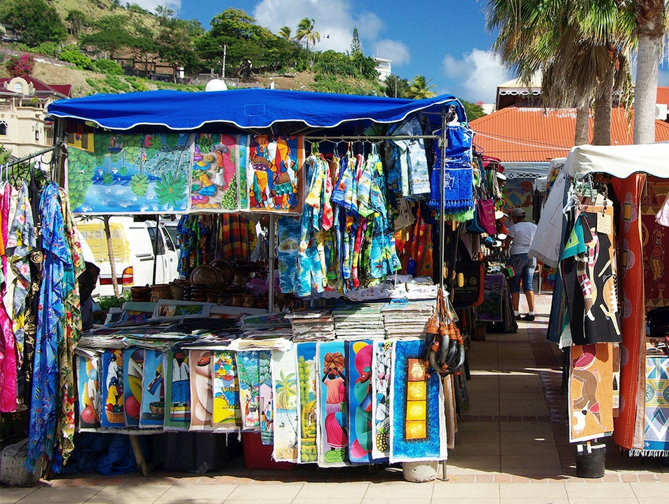 Marigot Market Marigot  Collectivity of Saint Martin