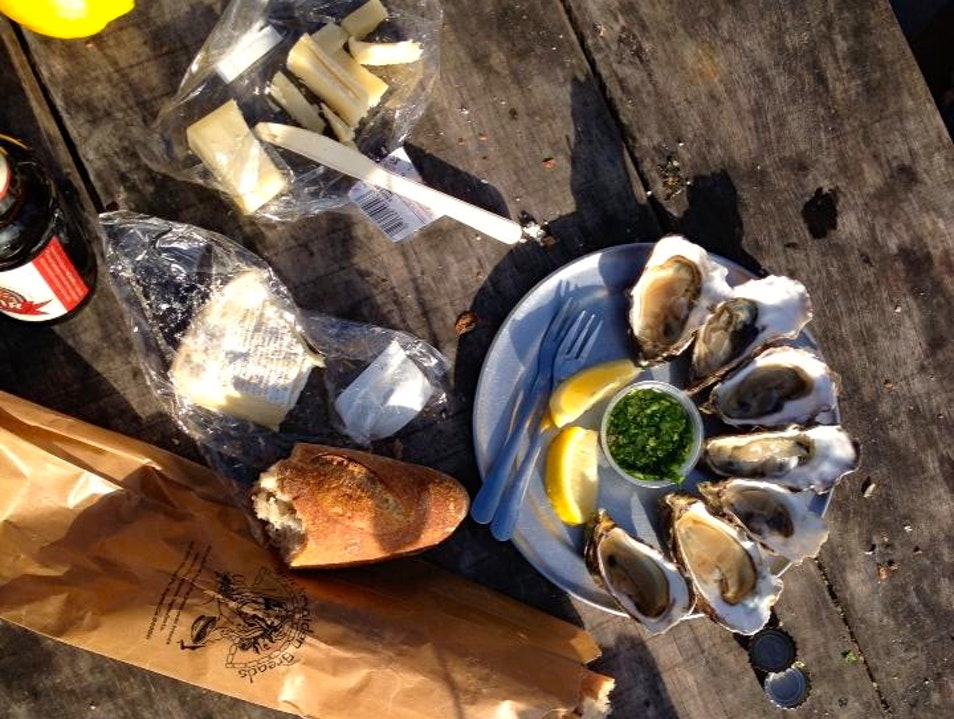 A Shucking Good Time!! Inverness California United States