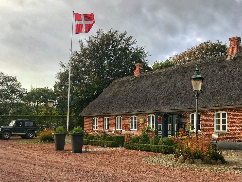 New Nordic Cuisine with british accent  Henne  Denmark