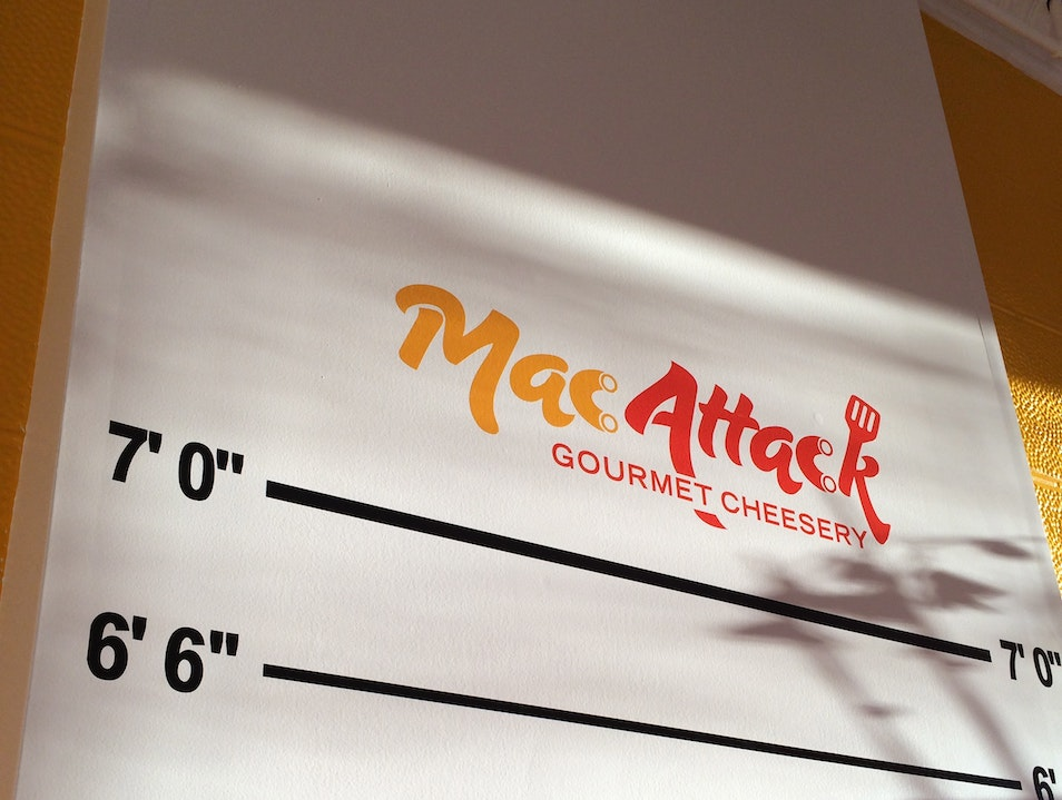 Cheese Overload at Mac Attack Montclair New Jersey United States