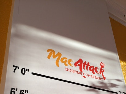 Mac Attack Gourmet Cheesery Montclair New Jersey United States