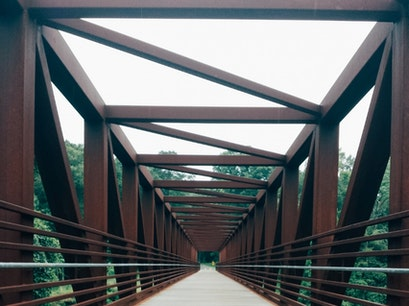 Neuse River Greenway Trail Raleigh North Carolina United States