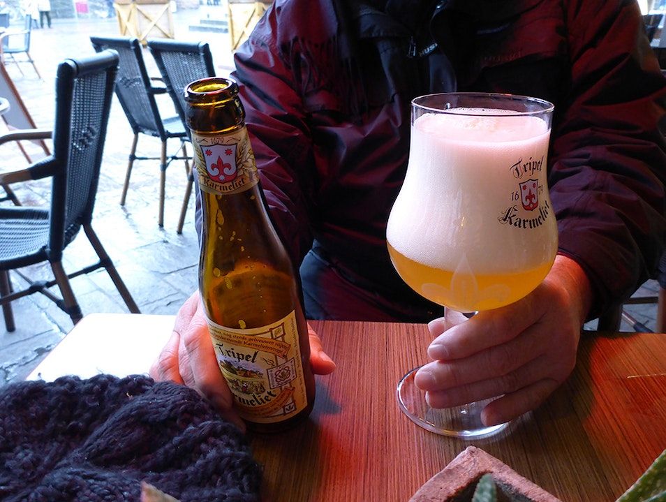 Belgian beer, what more needs t be said