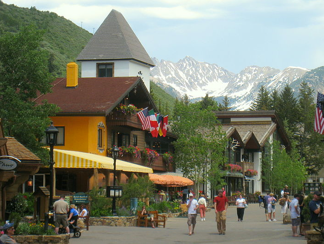 Take a Food Tour of Vail