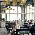 Grand Café Orient Prague  Czech Republic