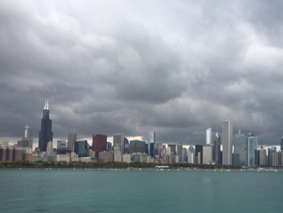 An amazing picture Chicago Illinois United States