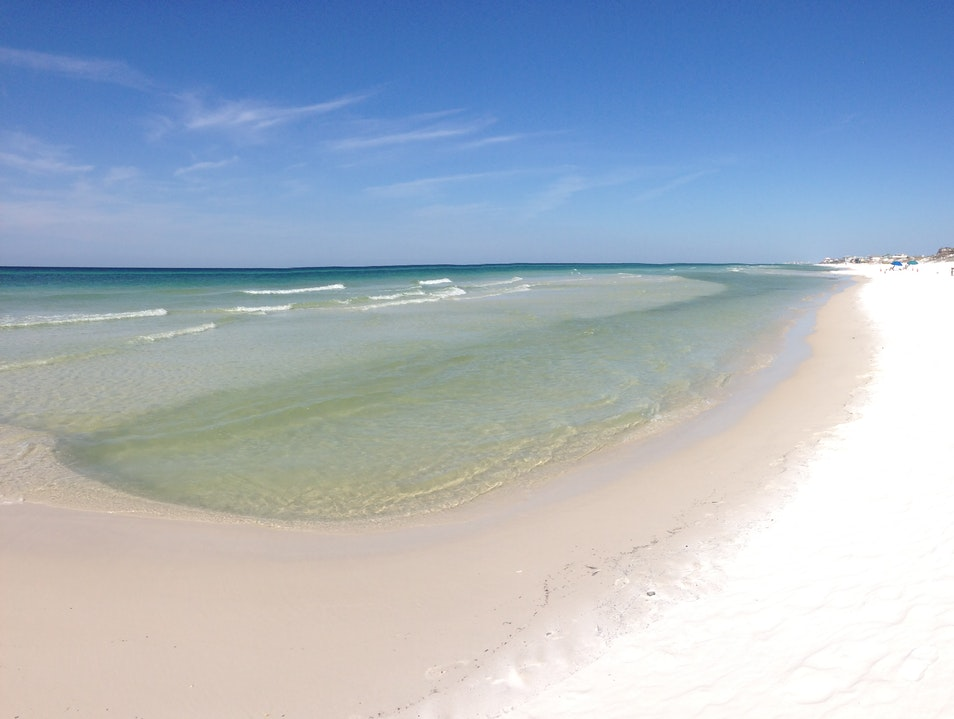 The Perfect Beach  Santa Rosa Beach Florida United States