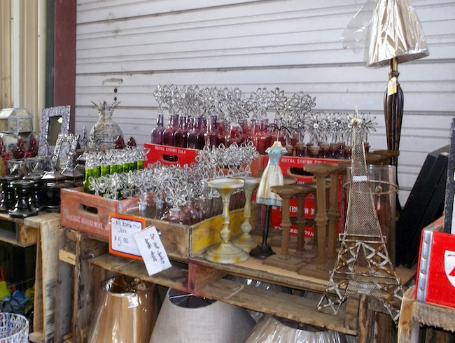 America's Oldest Flea Market