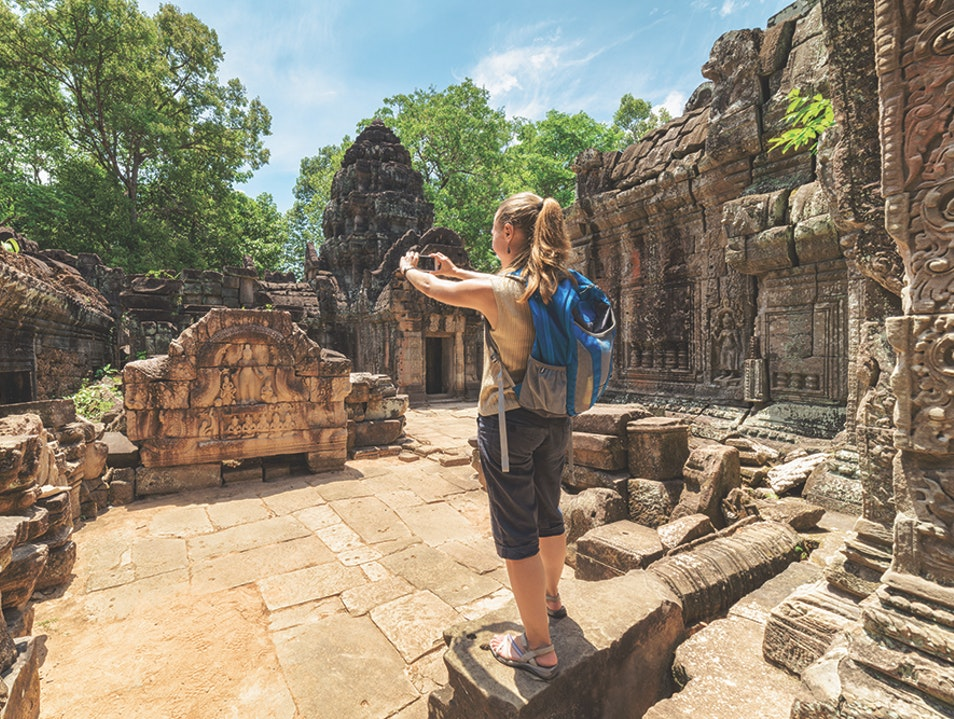 Gems of Southeast Asia Siem Reap  Cambodia