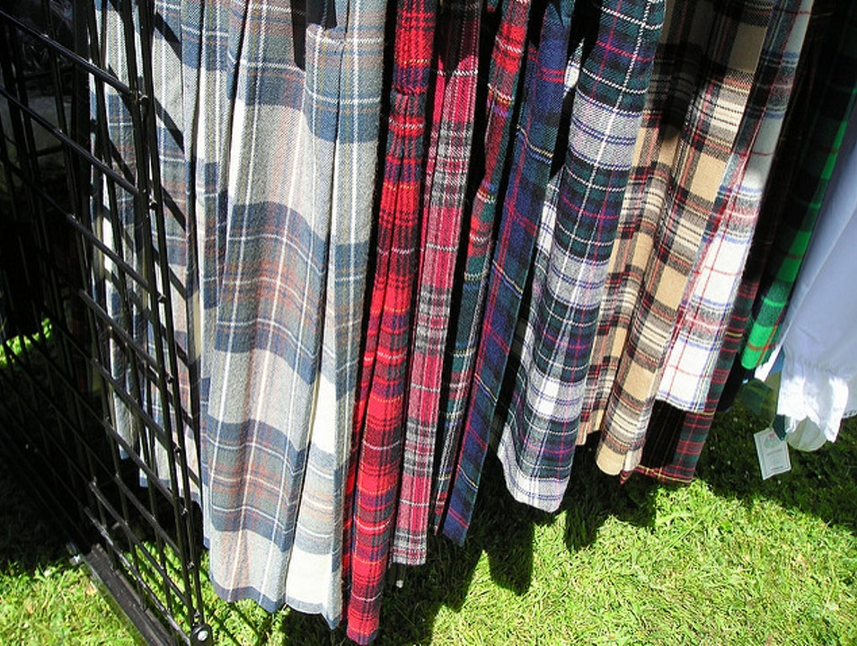 Time For Some Tartan