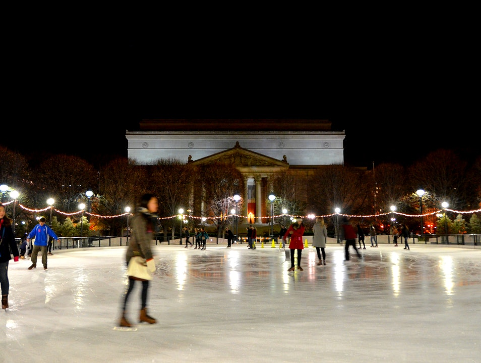 A Night on Ice Washington, D.C. District of Columbia United States