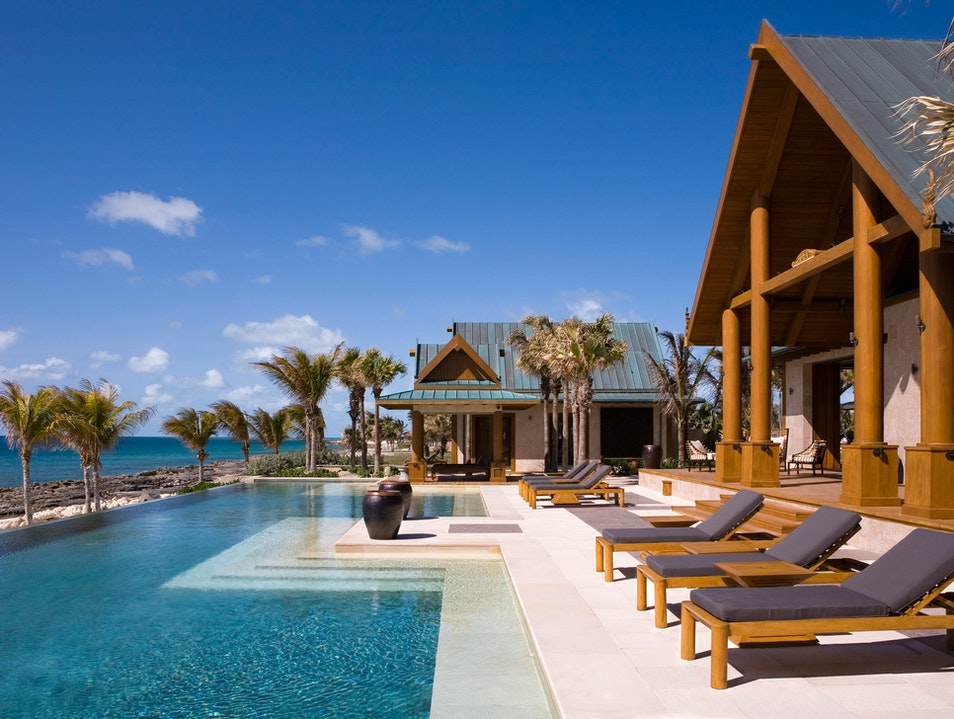 A Luxurious Caribbean Stay